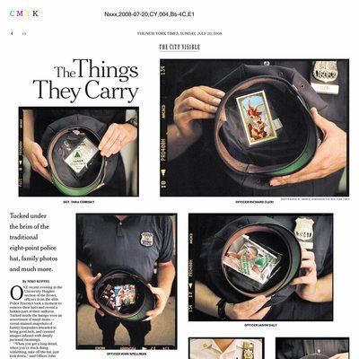 NY Times Photographer