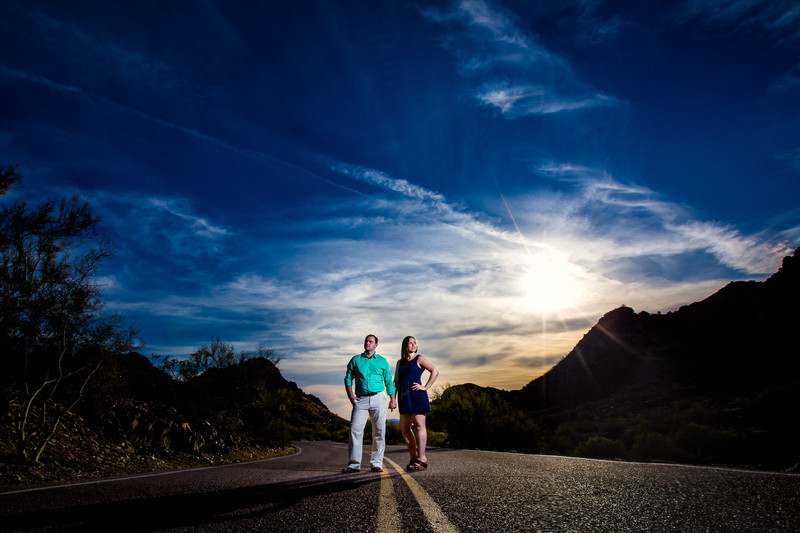Sedona Engagement Shoot- Sedona Photography - Ben and Kelly Photography