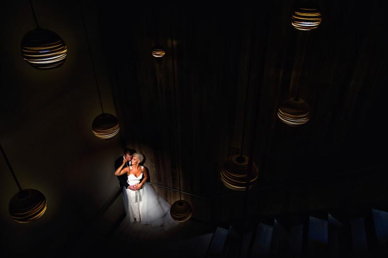 Hotel Palomar - Phoenix Wedding Photographers - Ben and Kelly Koller