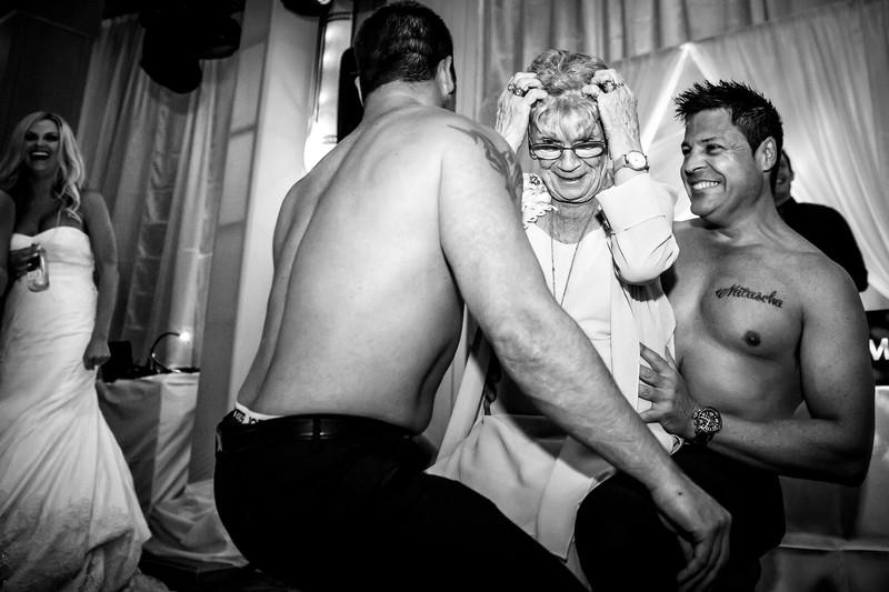 Fun wedding in Arizona - Ben & Kelly Photography