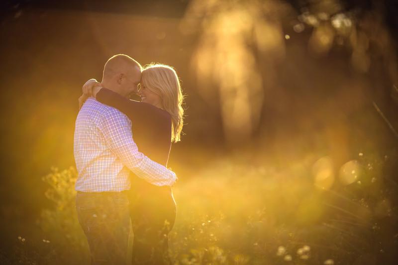 Beautiful engagement photos in Sedona Arizona