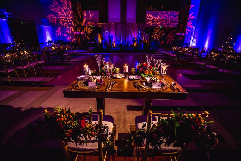 Luxury wedding at the Hyatt Regency Scottsdale