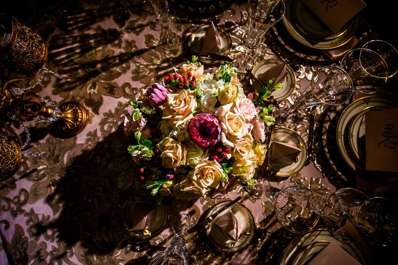 Luxury wedding floral Scottsdale Arizona