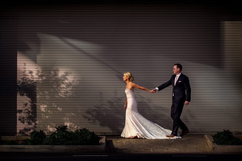 Hotel Palomar wedding in Downtown Phoenix