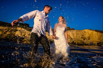 Beach Weddings - Los Angeles and San Diego Wedding Photography - Ben and Kelly Koller