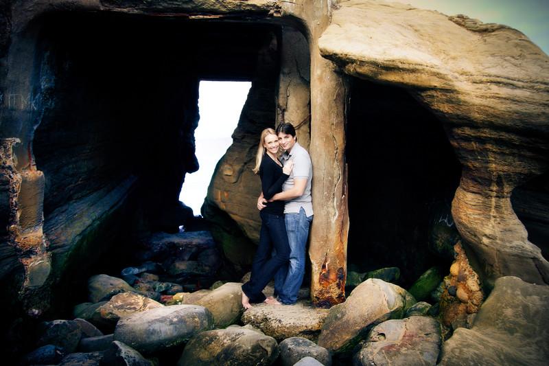 La Jolla Cove Engagement