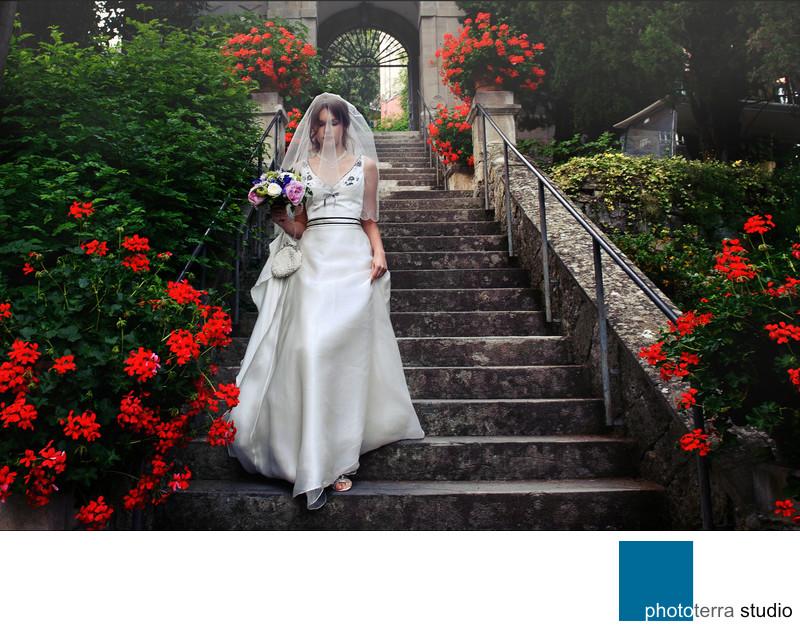 Destination wedding in Monaco