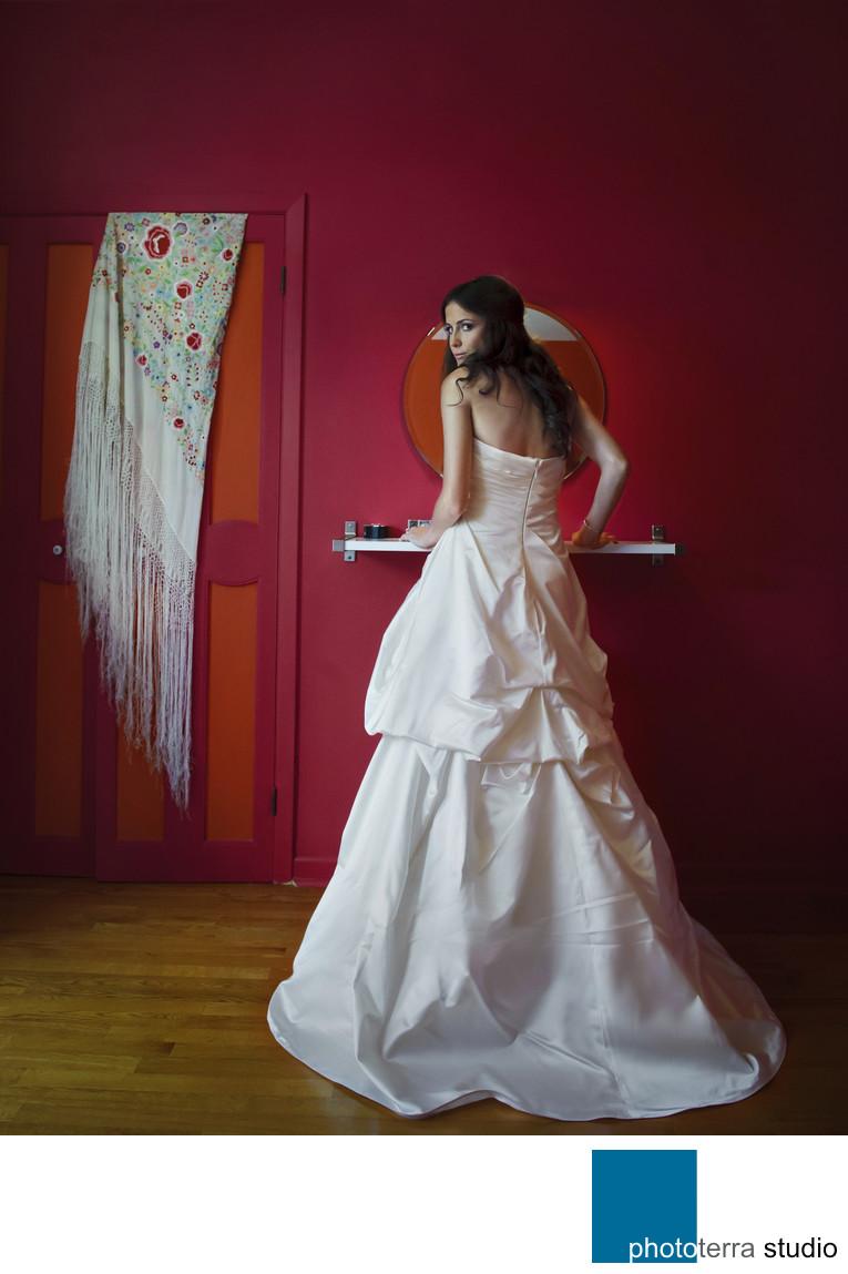Montreal Bride (Sandrine)