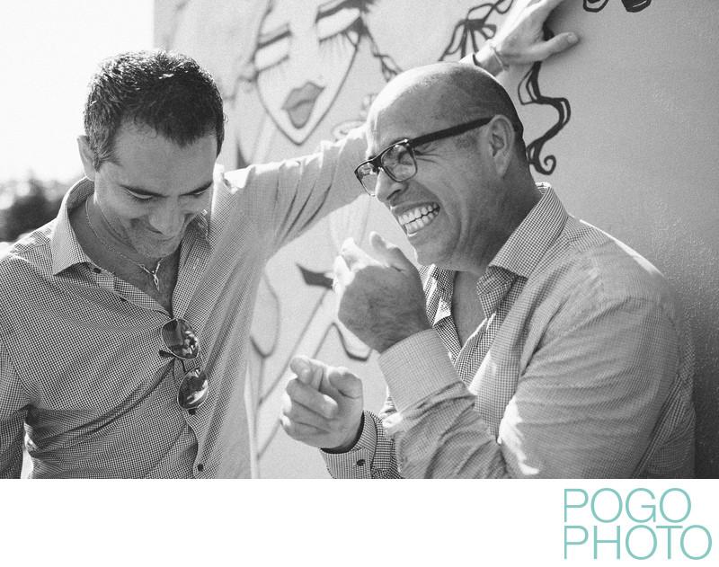 Gay wedding portraits in West Palm Beach