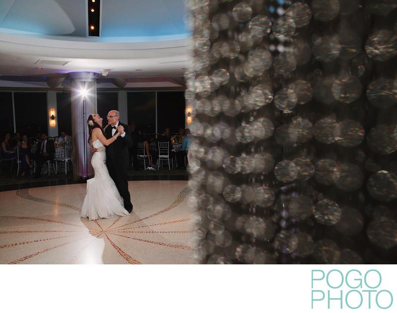 Pier Top Ballroom Wedding Photography at Hyatt Regency