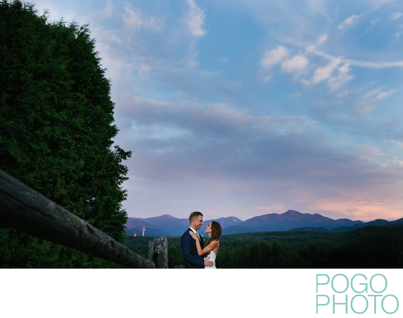 Lake Placid Upstate NY Destination Wedding Photographer