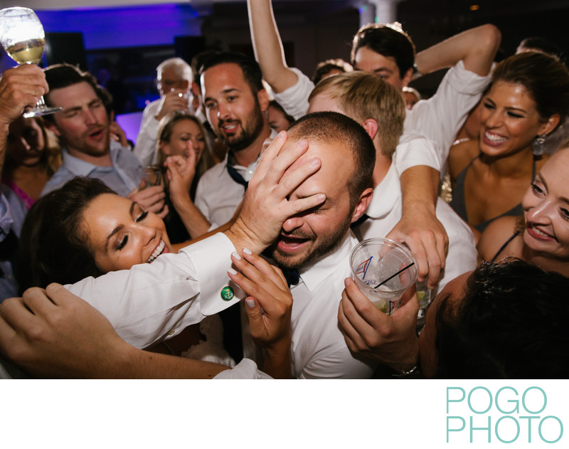 Raucous and Energetic Dance Floor in Fort Lauderdale