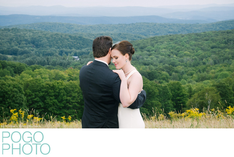 The Pogo Wedding: day after session on a mountaintop