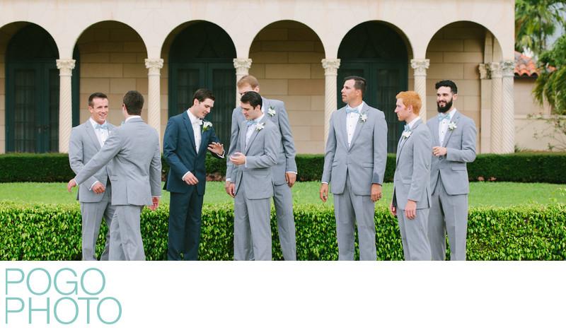 Palm Beach Wedding Photographers at St Edward Church