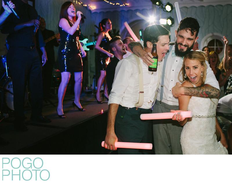 Gulfstream Bath & Tennis Club Wedding Photographers