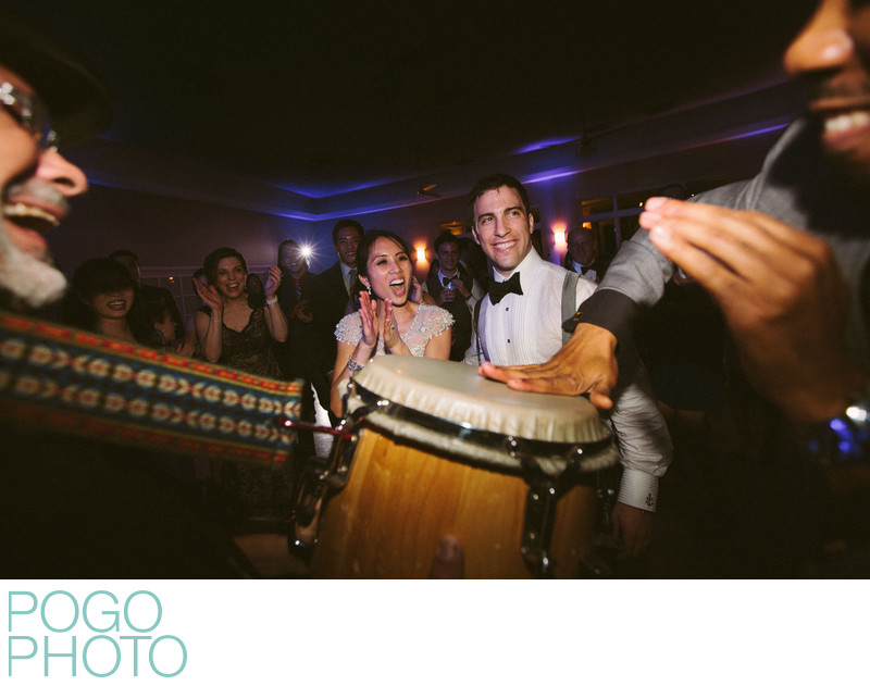 Serge Ramirez Prime Events Live Percussionist Photo