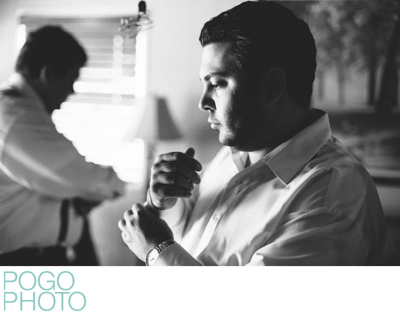 Groom Prep in El Cid Neighborhood of West Palm Beach