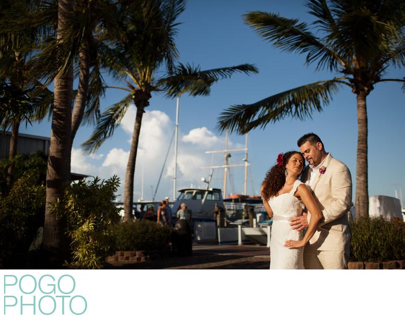 Key West Destination Wedding Photographers