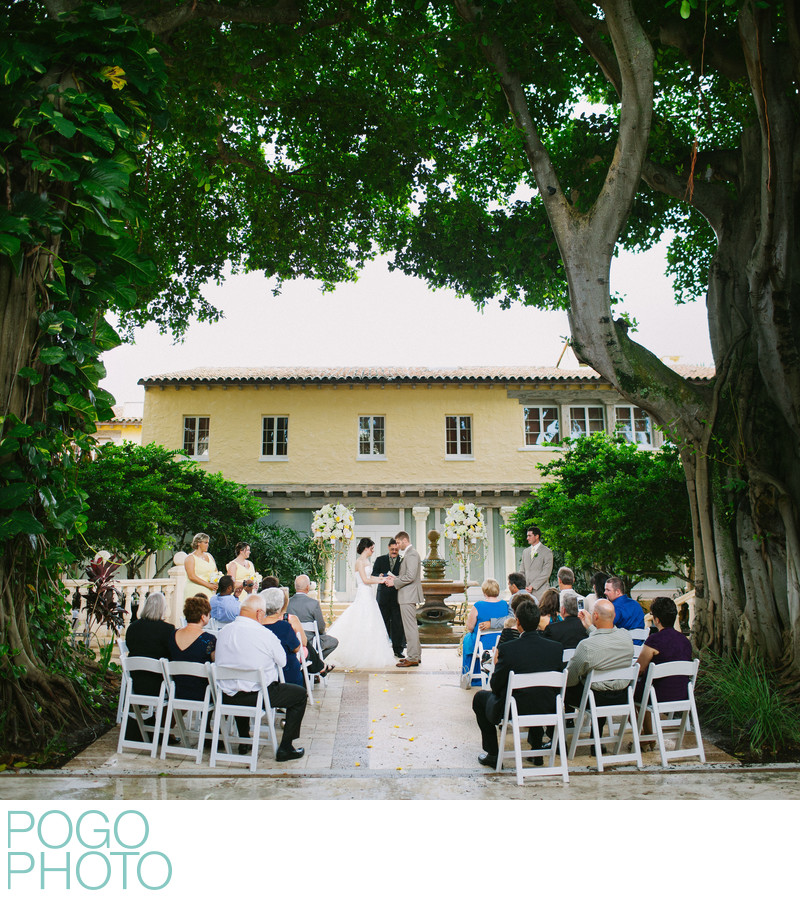 Boca Raton Photographers Capture Banyan Tree Ceremony