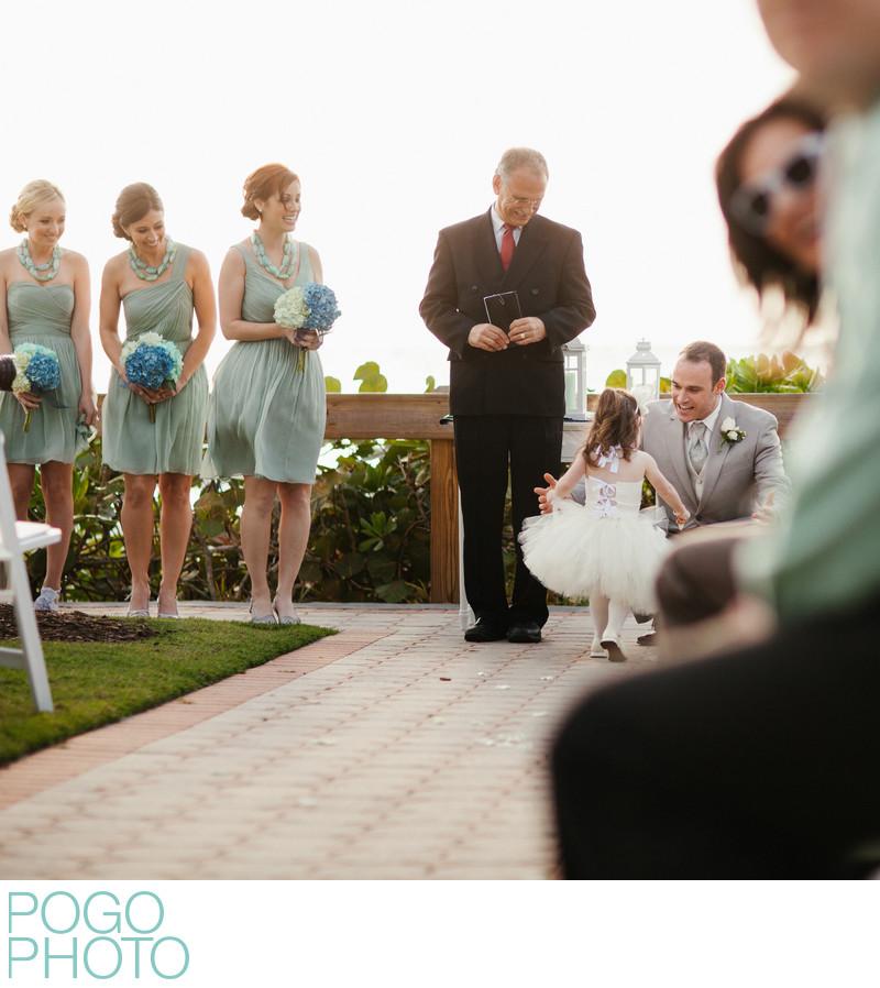 Naples Beach Hotel and Golf Club Wedding Photographers