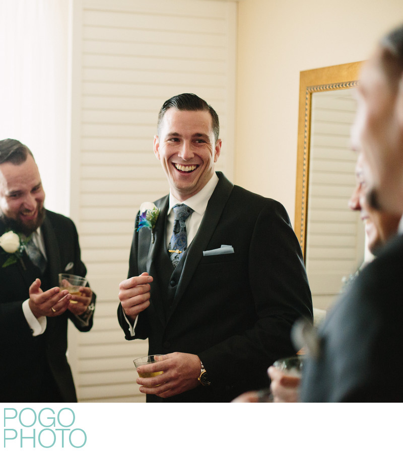 Friendly Toasts to the Groom by Friends and Family
