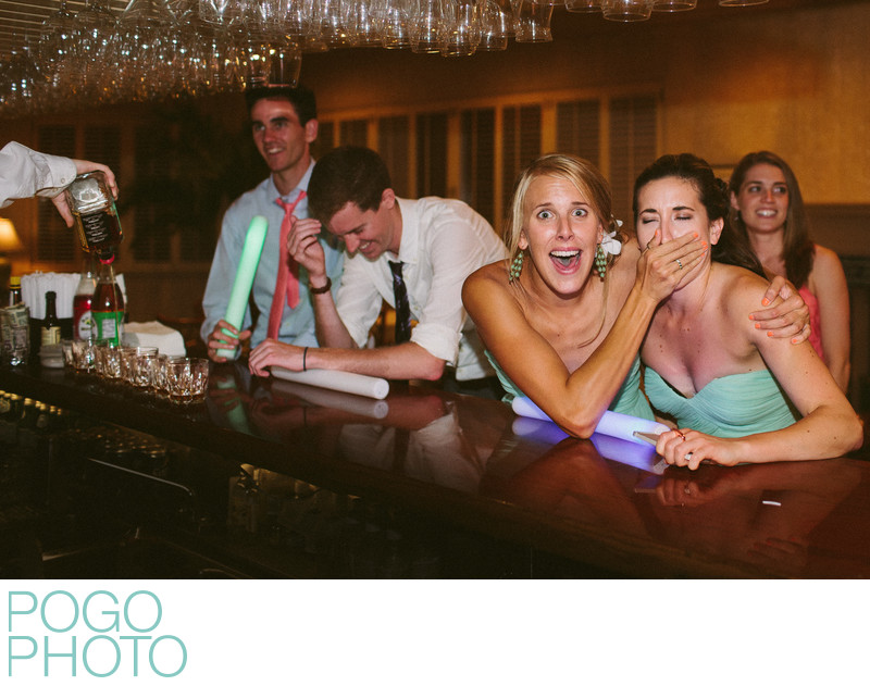 Comical Wedding Chaos from South Florida Photographers