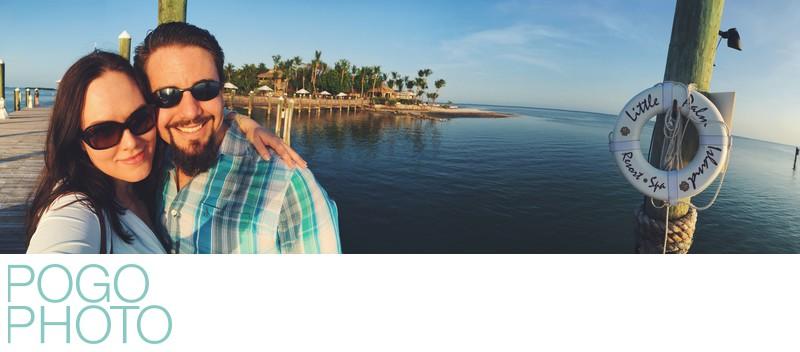 Pogopano from Little Palm Island, Florida Keys