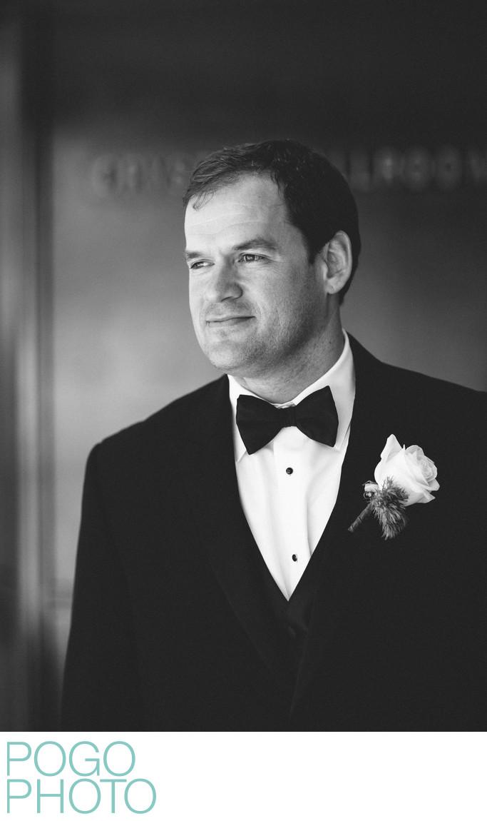 Debonair Groom Channels Inner James Bond at FTL Wedding