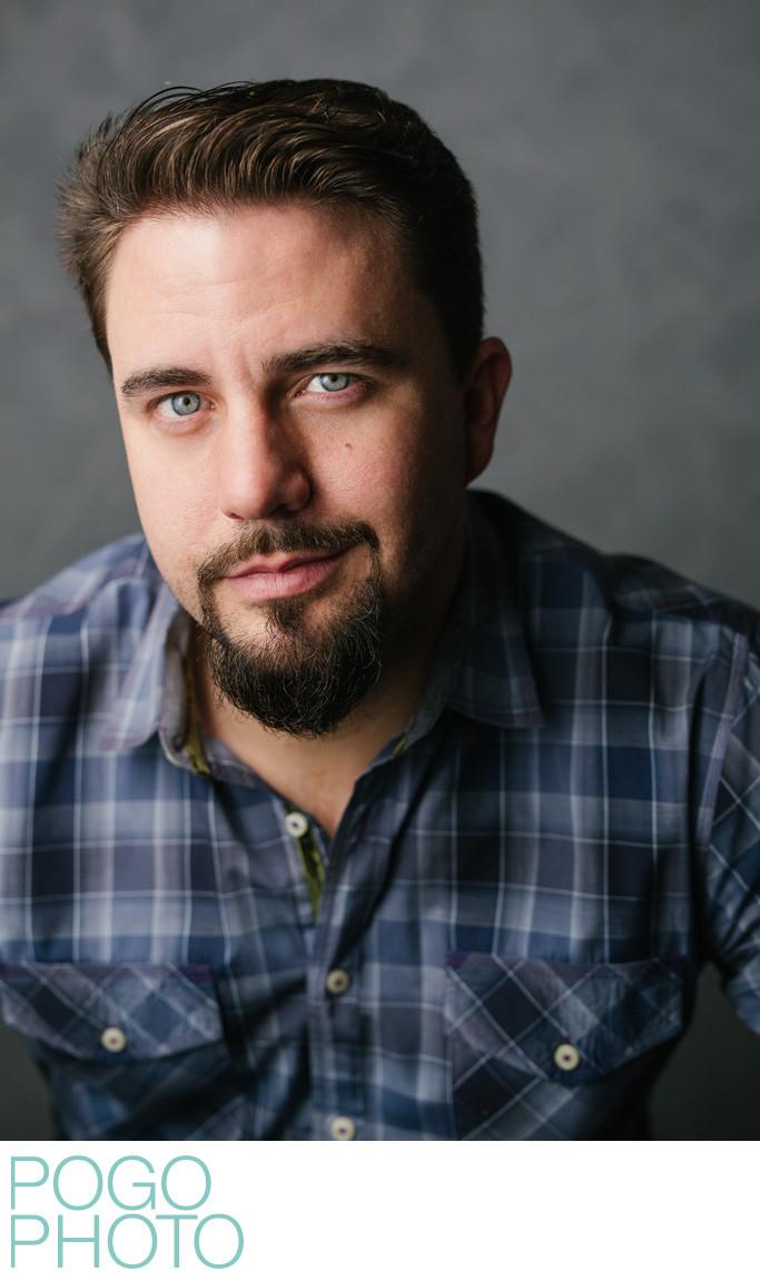 Steve Pogozelski, owner and photographer at Pogo Photo
