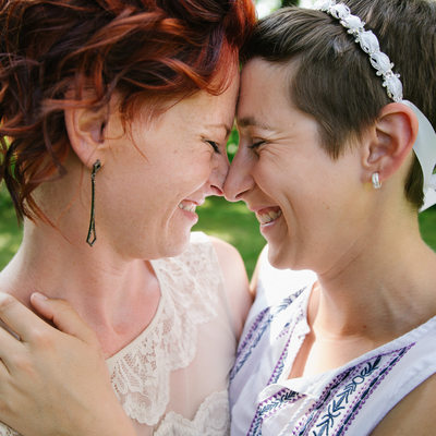 Vermont Gay Wedding Photographers
