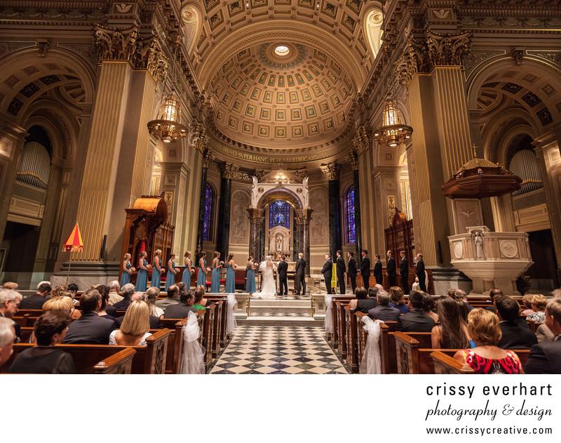 Cathedral Basilica of Saints Peter & Paul Philadelphia