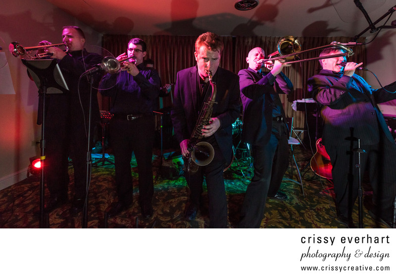 Chico's Vibe best wedding band at Drexelbrook Caterers