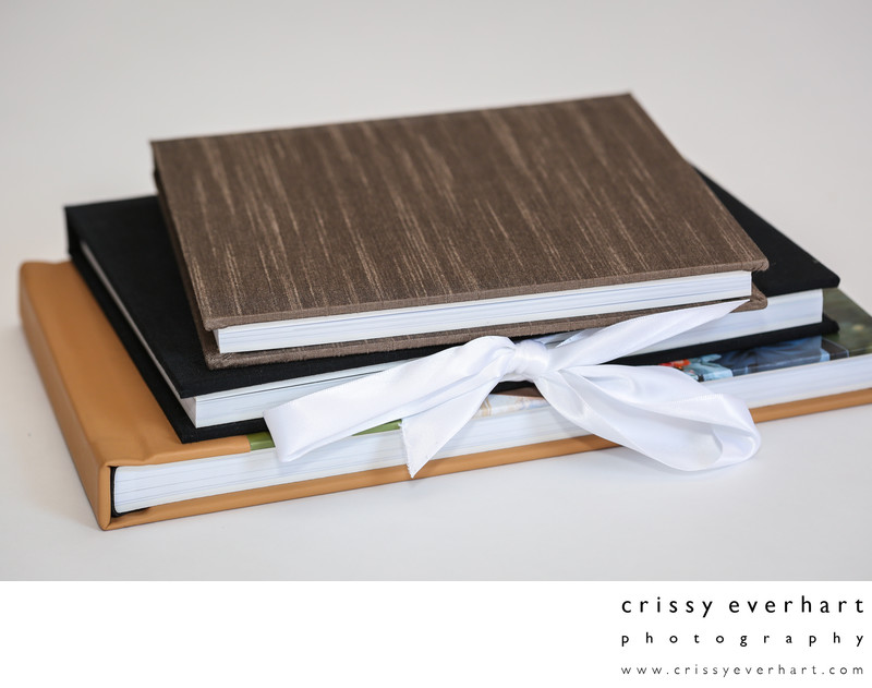 PhotoBook options for portrait and wedding albums