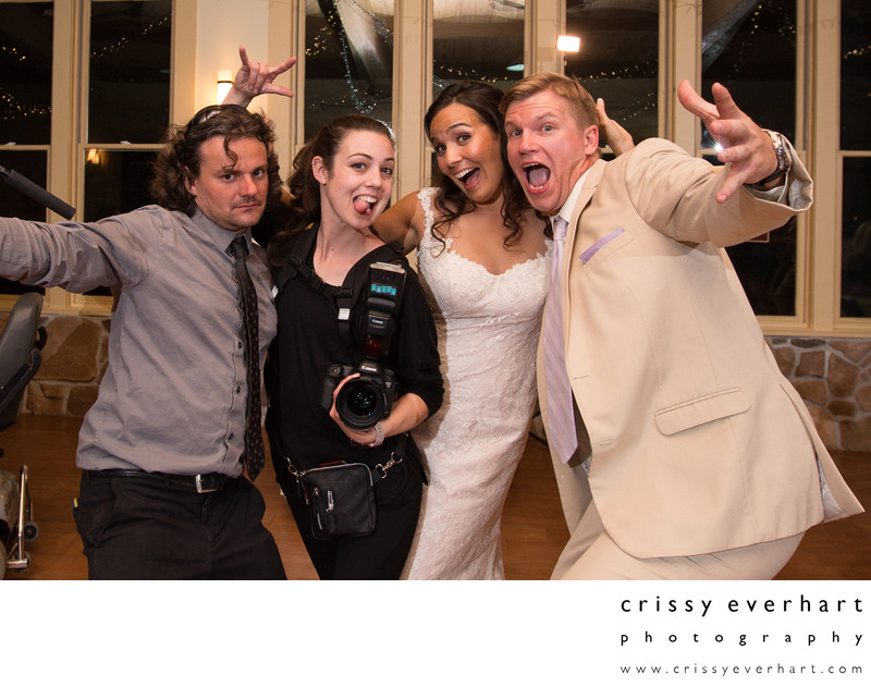 Photo, Video, and awesome bride and groom! Elmwood Park