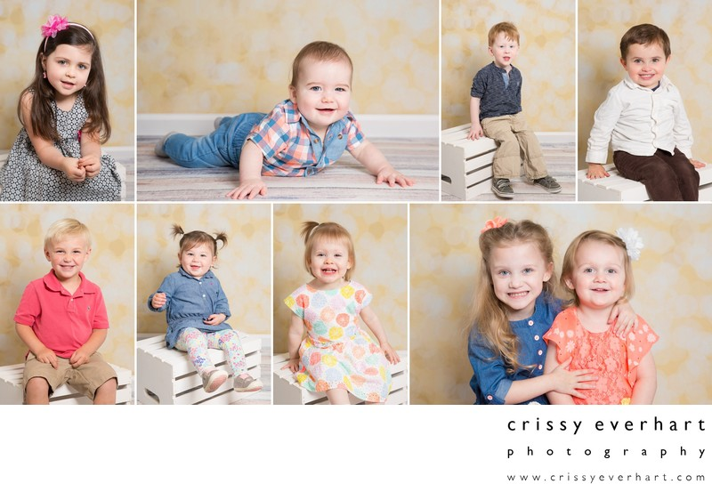 Preschool Portraits at your Daycare Facility