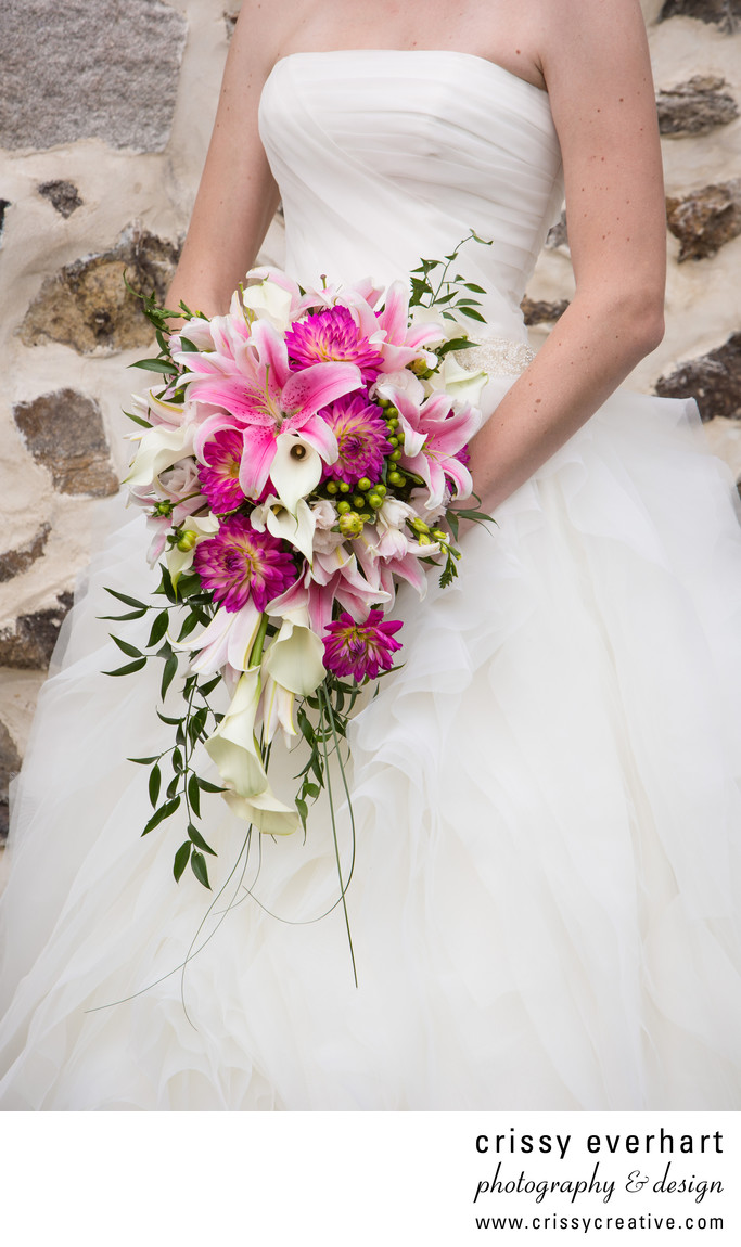 Paoli Wedding Photographer - VanCleve Wedding Dress