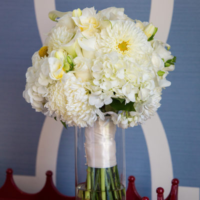 Bridal Bouquet at Hotel Monaco in Philadelphia