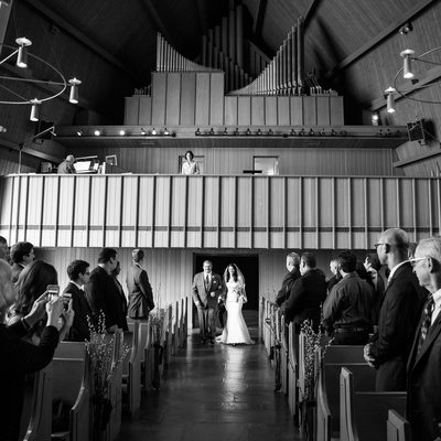 St John's Lutheran Church in Phoenixville Wedding