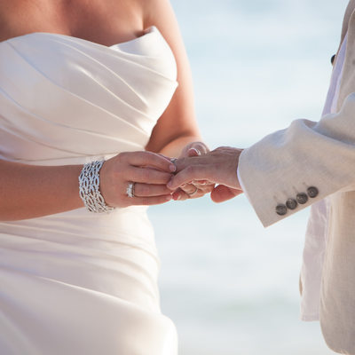 Destination Wedding on Renaissance Island in Aruba