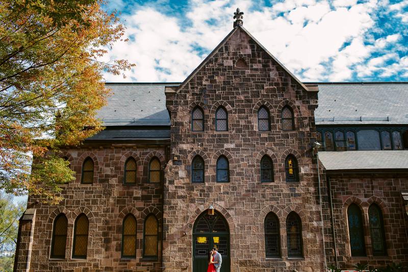 NJ Engagement Photographer - New Brunswick Engagement