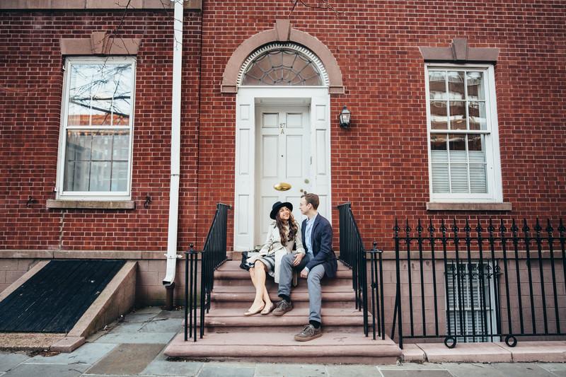 Beautiful Engagement Photos New York