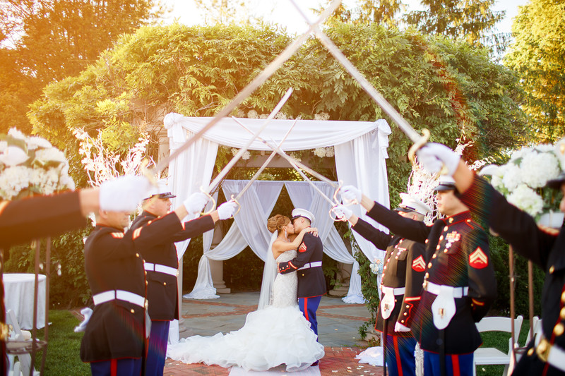 New York Marine Wedding Photos