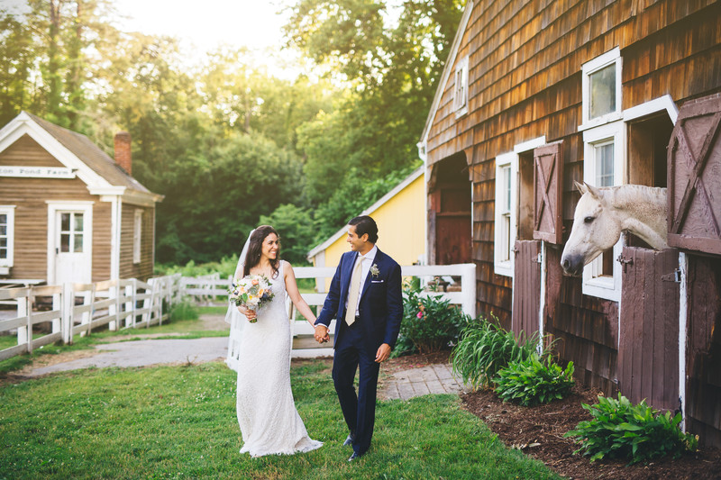Bedford Hills Hudson Valley Wedding Photographer
