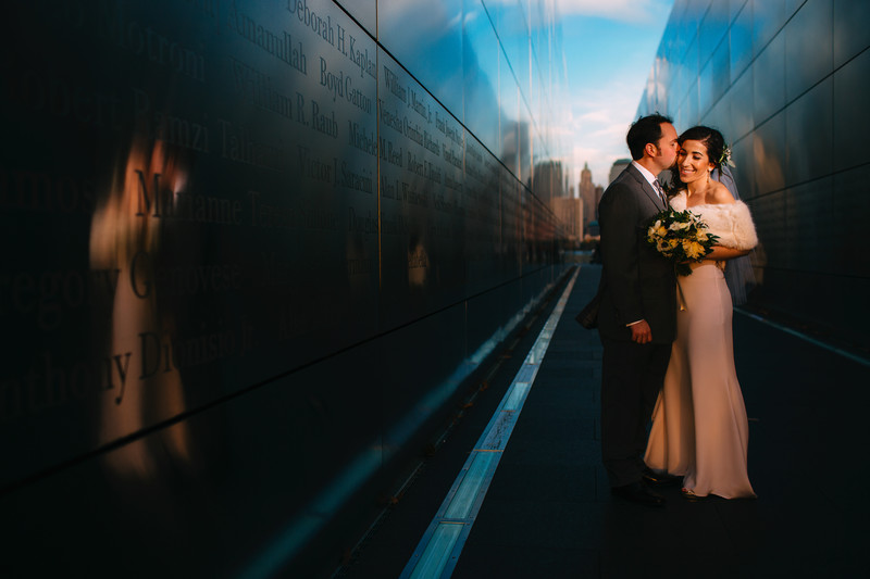 Empty Sky Memorial NJ Wedding Photos