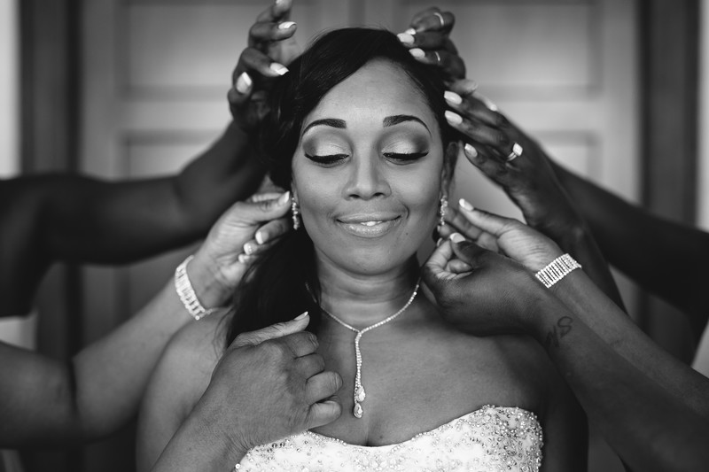 Artistic New Jersey, NY Wedding Photography