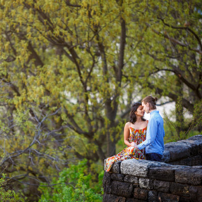 Bronx Engagement Photography, NYC Engagement