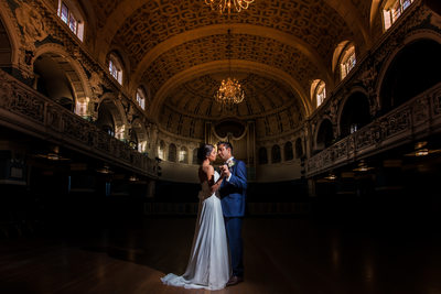 Ashwin & Jayna Civil Ceremony - Oxford Town Hall