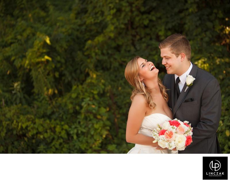 summertime cleveland weddings