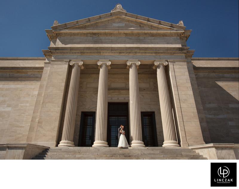 cleveland art museum weddings