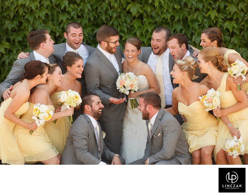 best photos of the bridal party